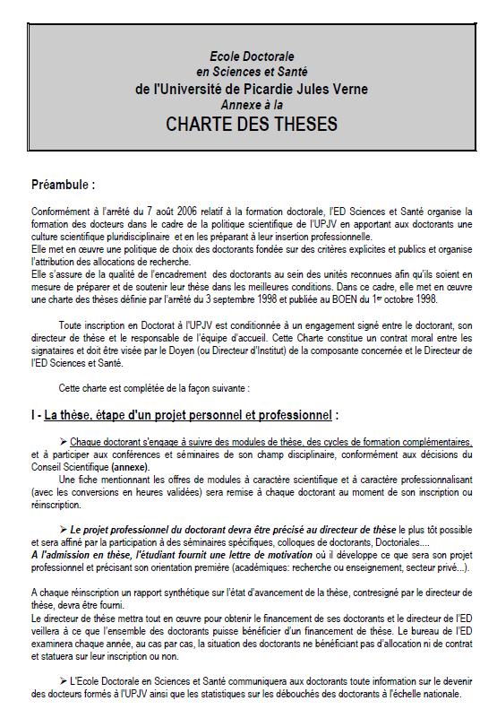 Photo charte ED Amiens